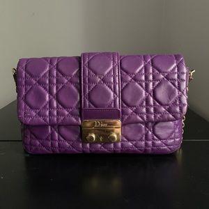 Christian Dior Miss Dior Promenade Purple Pouch